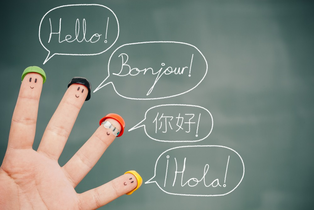 Por que você deveria investir em um marketing digital multilíngue