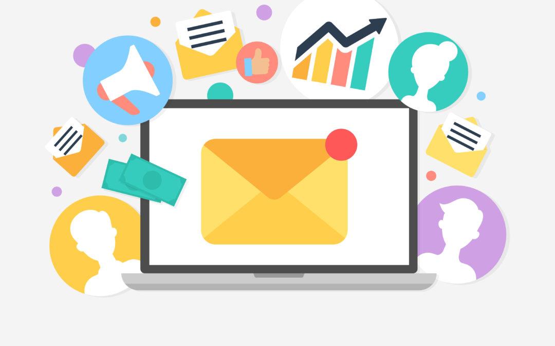 Fazendo bonito com e-mail marketing