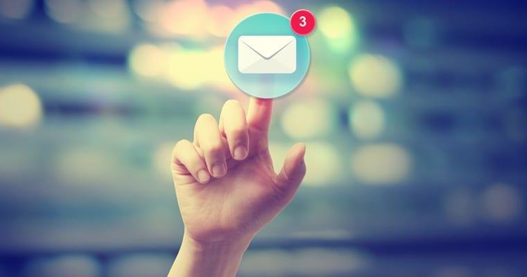 Como aumentar a taxa de abertura de seus e-mails
