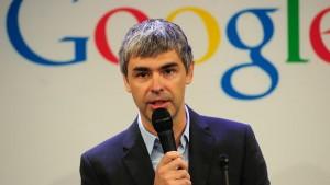 Larry Page google alphabet inc