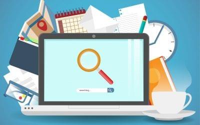 Como os motores de busca funcionam?