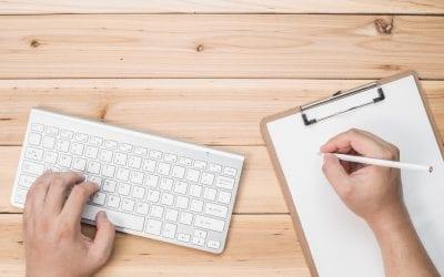 Como fazer um texto de blog otimizado?