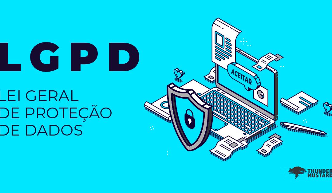 Como adaptar o seu site para a nova LGPD