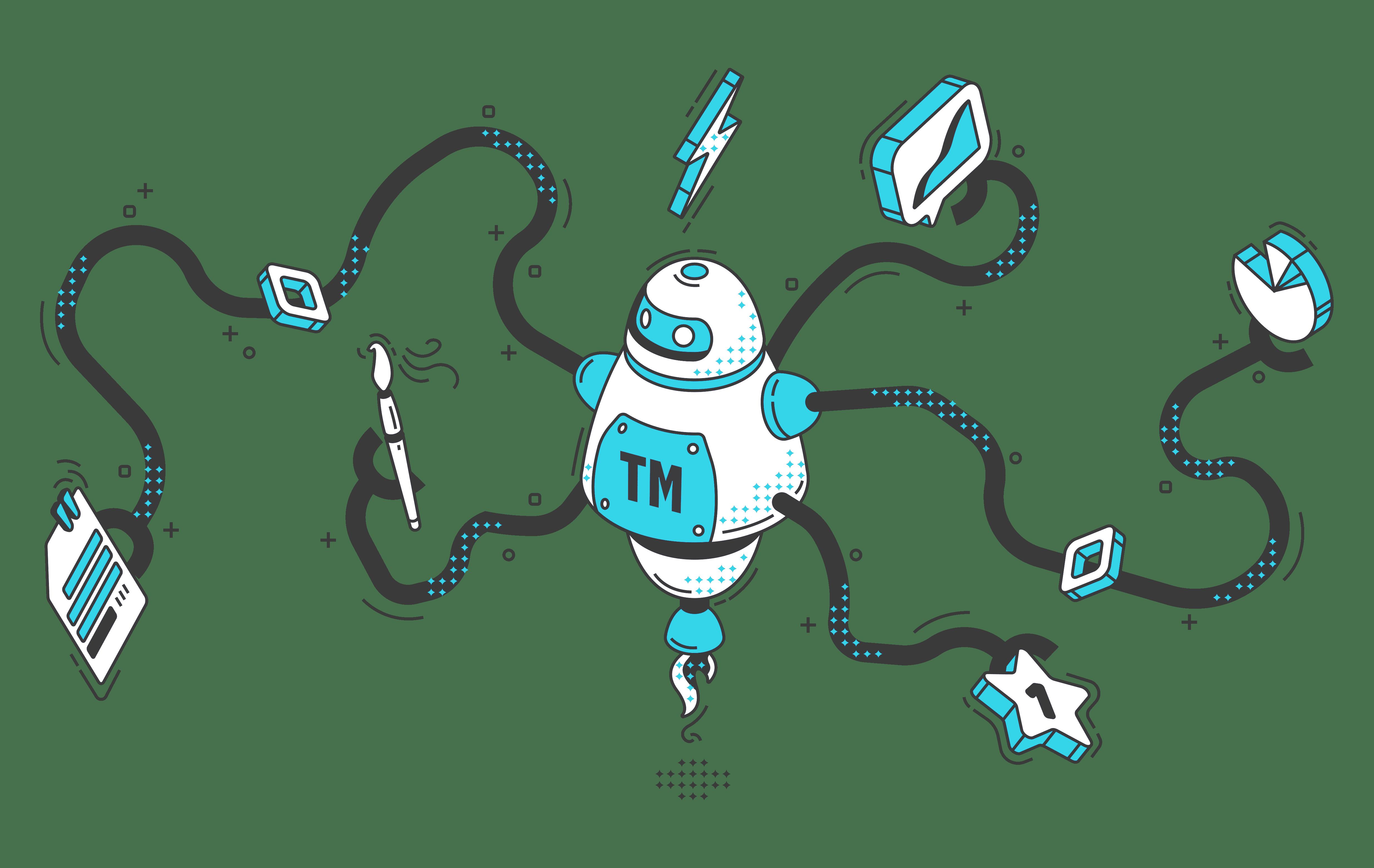 Robô do Marketing Digital